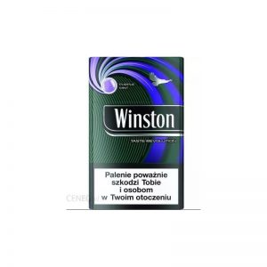 winston purple mint