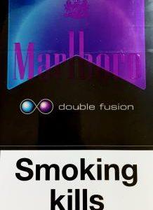 marlboro double fusion