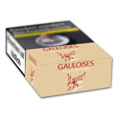gauloises rot zusatzfrei