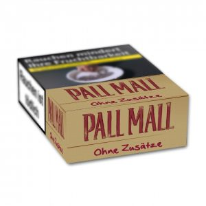 pall mall rot ohne
